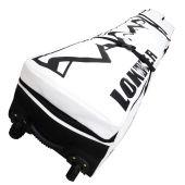White Lokker Snowboard Bag